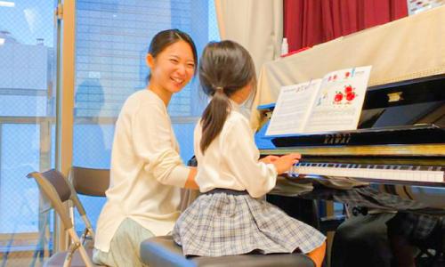 課外授業(カワイ音楽教室)